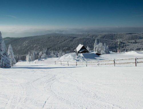 Vaše zimní dovolená v Karlovarském kraji
