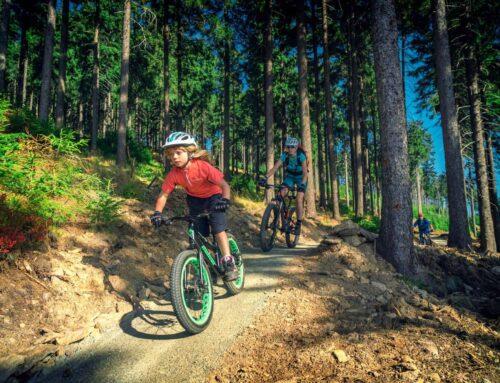 Kam na kolo s vašimi ratolestmi