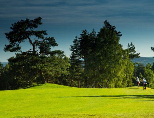 Méně známá golfová hřiště Karlovarského kraje