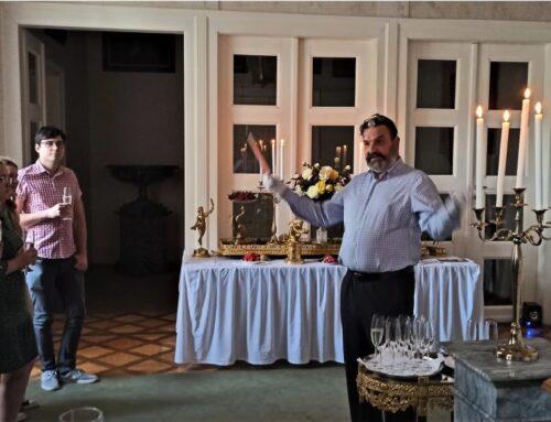 Hostem u knížete Metternicha III. – kancléřova zmrzlina