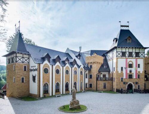 Ubytování (jako) na zámku